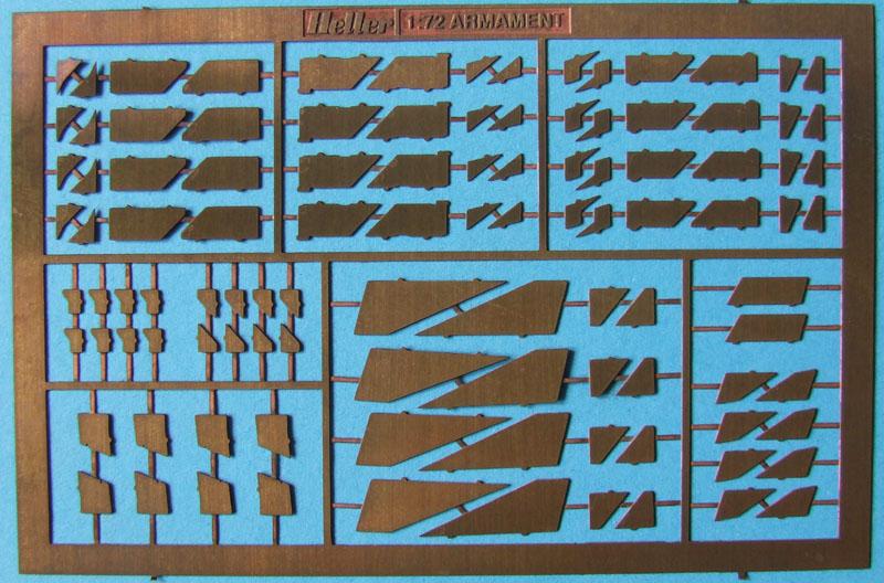 ARMEMENT F/US/OTAN 1/72 Réf 80510 [Heller] Heller-missiles06